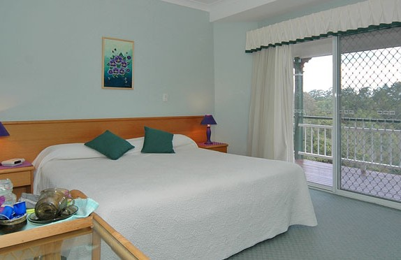 Eumundi Rise Bed And Breakfast - Surfers Paradise Gold Coast