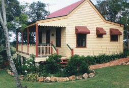 Mango Hill Cottages Bed and Breakfast - Surfers Paradise Gold Coast
