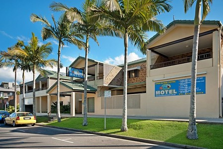 Byron Bay Side Central Motel - Surfers Paradise Gold Coast