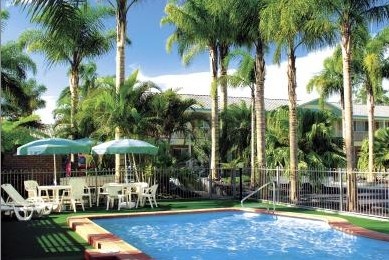 Forster Palms Motel - Surfers Paradise Gold Coast