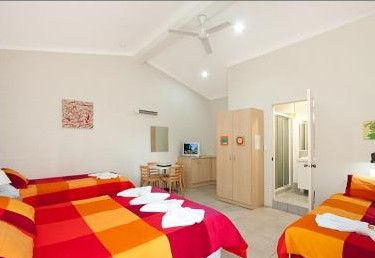 Pacific Palms Motel - Surfers Paradise Gold Coast