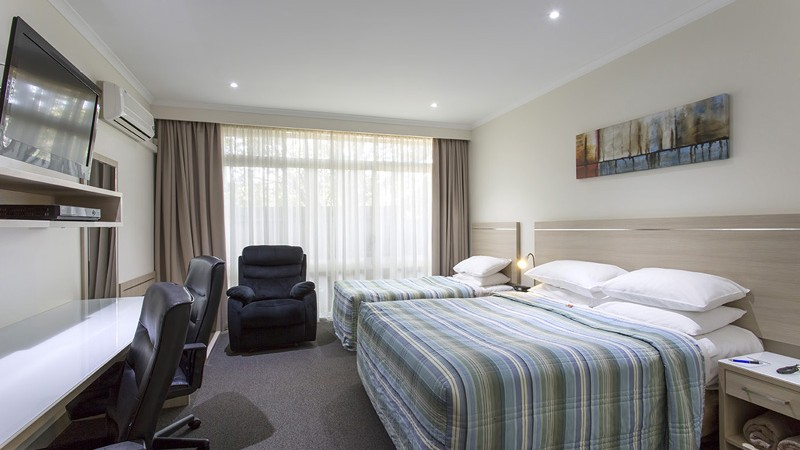 BEST WESTERN Aspen and Apartments - Surfers Paradise Gold Coast