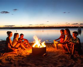 South Stradbroke Island Camping - Surfers Paradise Gold Coast