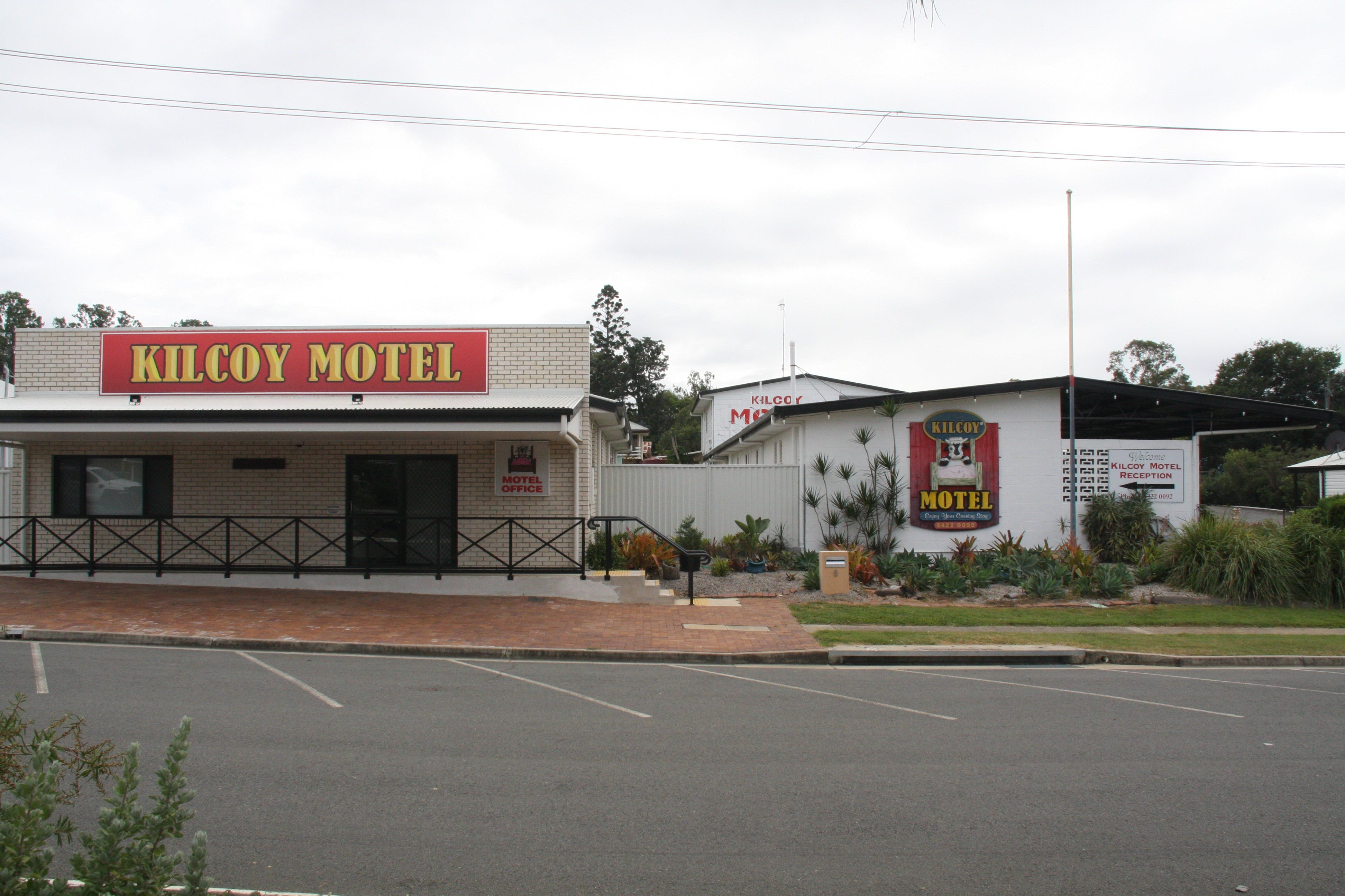 Kilcoy Motel - Surfers Paradise Gold Coast