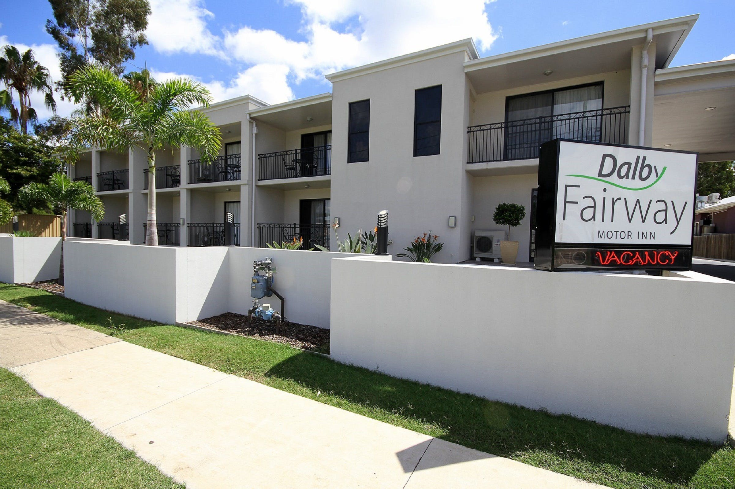 Dalby Fairway Motor Inn - Surfers Paradise Gold Coast
