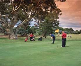 Barham Golf Resort - Surfers Paradise Gold Coast