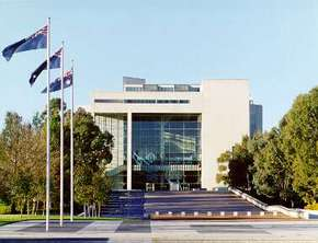 High Court of Australia Parkes Place - Surfers Paradise Gold Coast