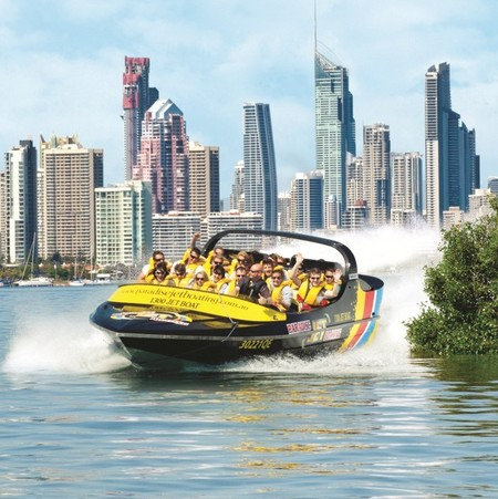 Paradise Jetboating - Surfers Paradise Gold Coast