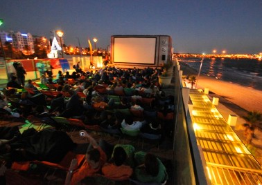 Openair Cinemas - Surfers Paradise Gold Coast