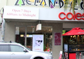 Acland Court Shopping Centre - Surfers Paradise Gold Coast
