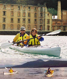 Blackaby's Sea Kayaks and Tours - Surfers Paradise Gold Coast