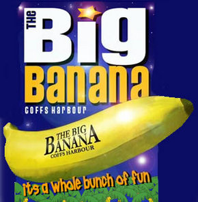 Big Banana - Surfers Paradise Gold Coast
