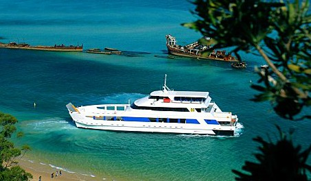 Queensland Day Tours - Surfers Paradise Gold Coast