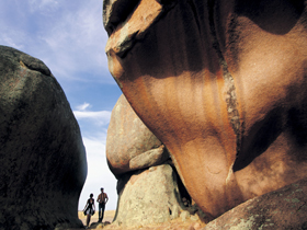 Murphy's Haystacks - Ancient Granite Rock - Surfers Paradise Gold Coast
