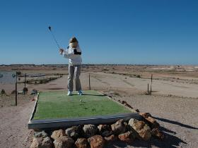Coober Pedy Opal Fields Golf Club - Surfers Paradise Gold Coast