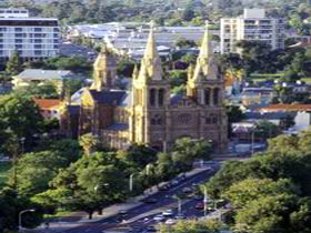 St Peter's Anglican Cathedral - Surfers Paradise Gold Coast