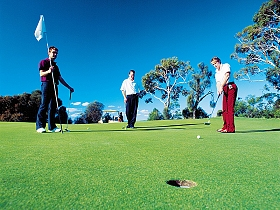 Scamander River Golf Club - Surfers Paradise Gold Coast