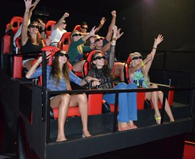 7D Cinema - Virtual Reality - Surfers Paradise Gold Coast