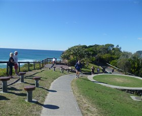 Mick Shamburg Park - Surfers Paradise Gold Coast