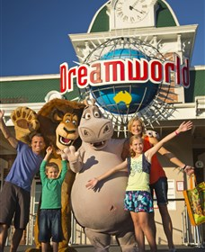 Dreamworld - Surfers Paradise Gold Coast