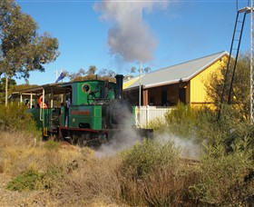 Red Cliffs Historical Steam Railway - Surfers Paradise Gold Coast
