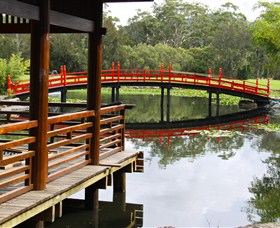North Coast Regional Botanic Garden - Surfers Paradise Gold Coast