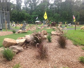 The Cove Miniature Golf Course - Surfers Paradise Gold Coast