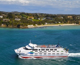 Searoad Ferries Sorrento - Surfers Paradise Gold Coast