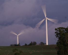 Crookwell Wind Farm - Surfers Paradise Gold Coast