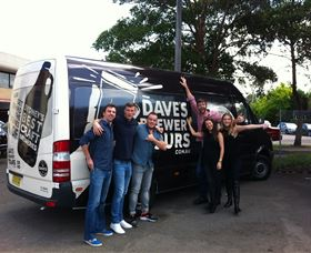 Daves Brewery Tours - Surfers Paradise Gold Coast