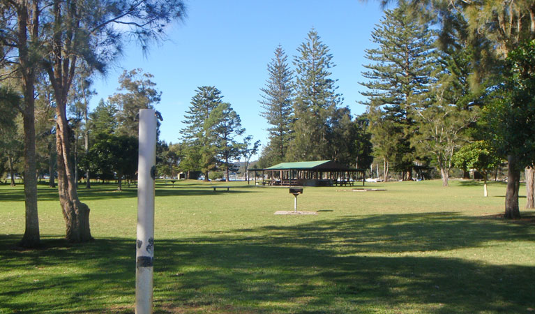 The Basin picnic area - Surfers Paradise Gold Coast