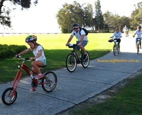 Boomerang Bikes Central Coast Bike Tours - Surfers Paradise Gold Coast