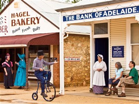 The Village historic Loxton - Surfers Paradise Gold Coast