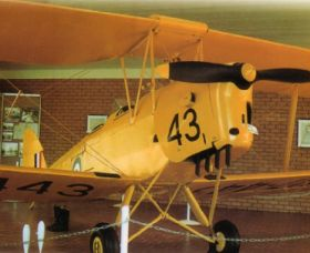 Tiger Moth Memorial - Surfers Paradise Gold Coast