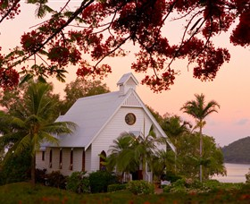 All Saints Chapel - Hamilton Island - Surfers Paradise Gold Coast