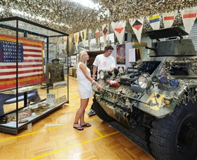 Gippsland Armed Forces Museum - Surfers Paradise Gold Coast