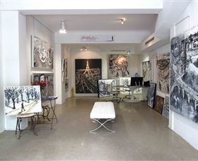 Mark Hanham Gallery - Surfers Paradise Gold Coast
