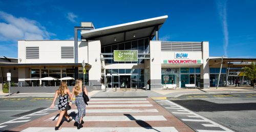 Noosa Civic Shopping Centre - Surfers Paradise Gold Coast