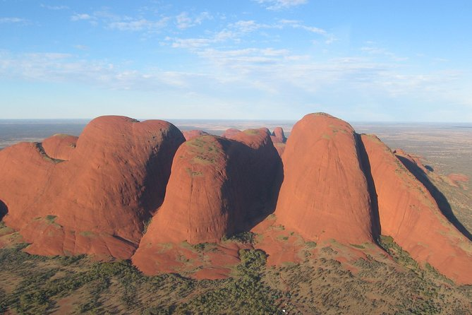 Kata Tjuta and Uluru Grand View Helicopter Flight - Surfers Paradise Gold Coast