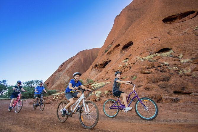 Outback Cycling Uluru Bike Ride - Surfers Paradise Gold Coast