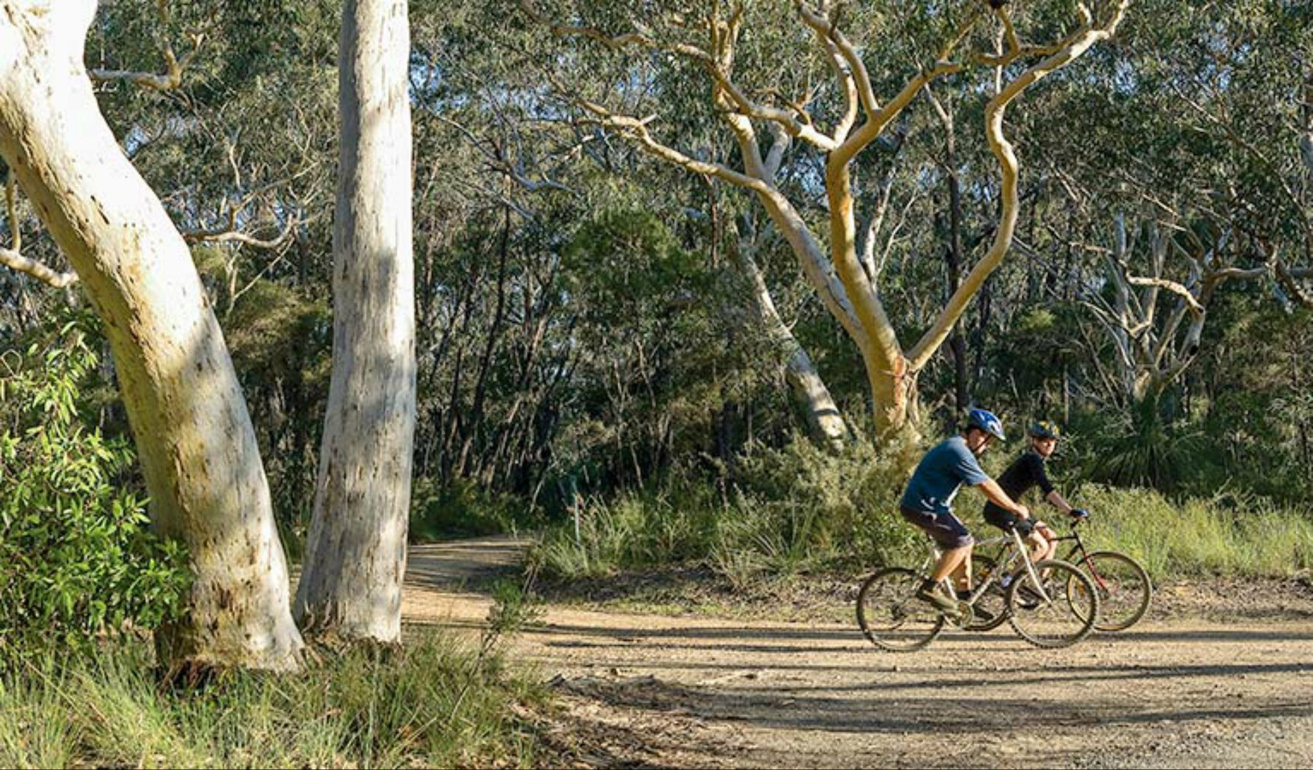 Bundanoon cycling route - Surfers Paradise Gold Coast