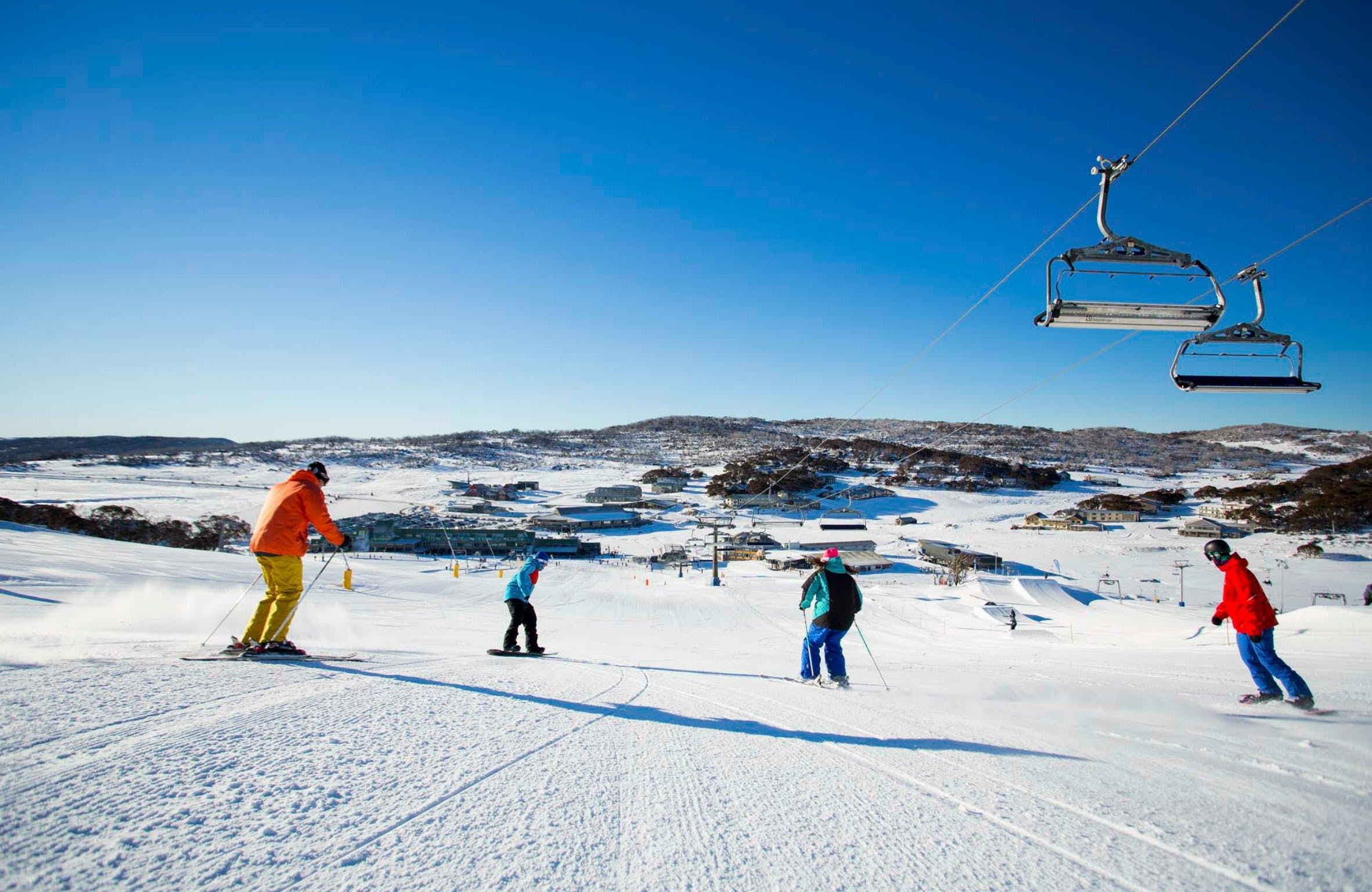 Perisher Valley - Surfers Paradise Gold Coast