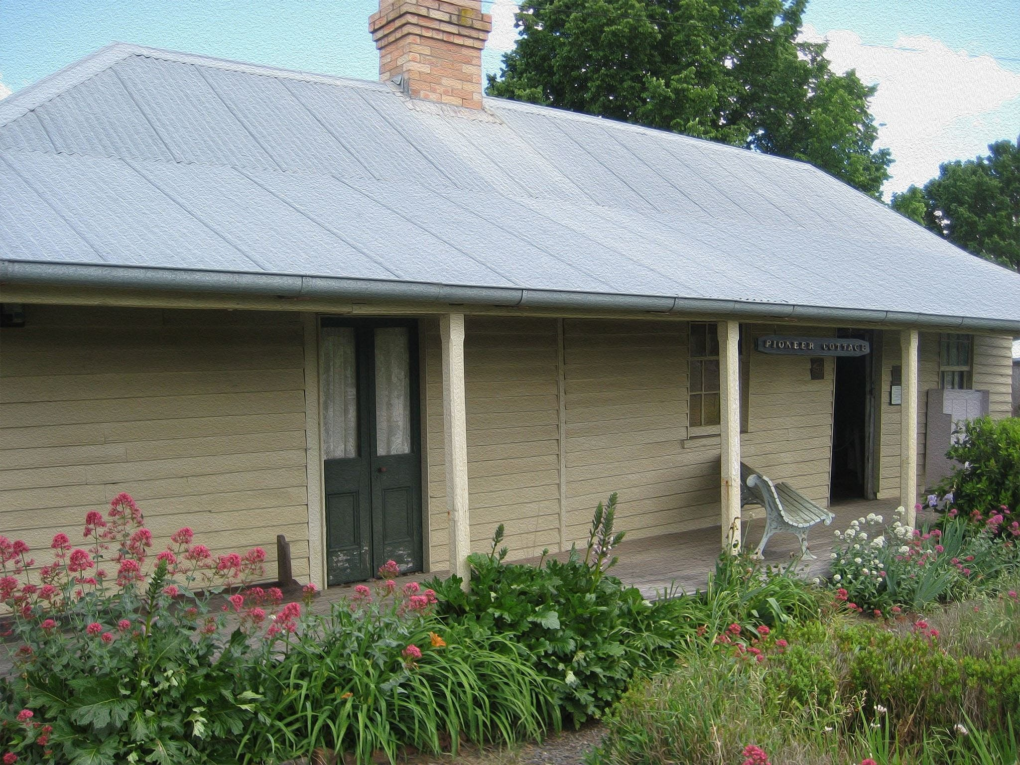 Pioneer Cottage and Museum - Surfers Paradise Gold Coast