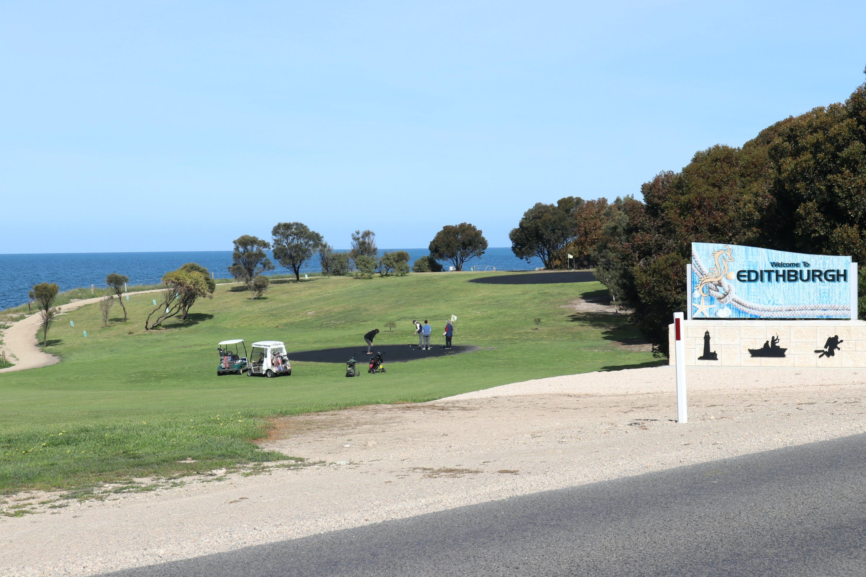 Edithburgh Golf Club - Surfers Paradise Gold Coast