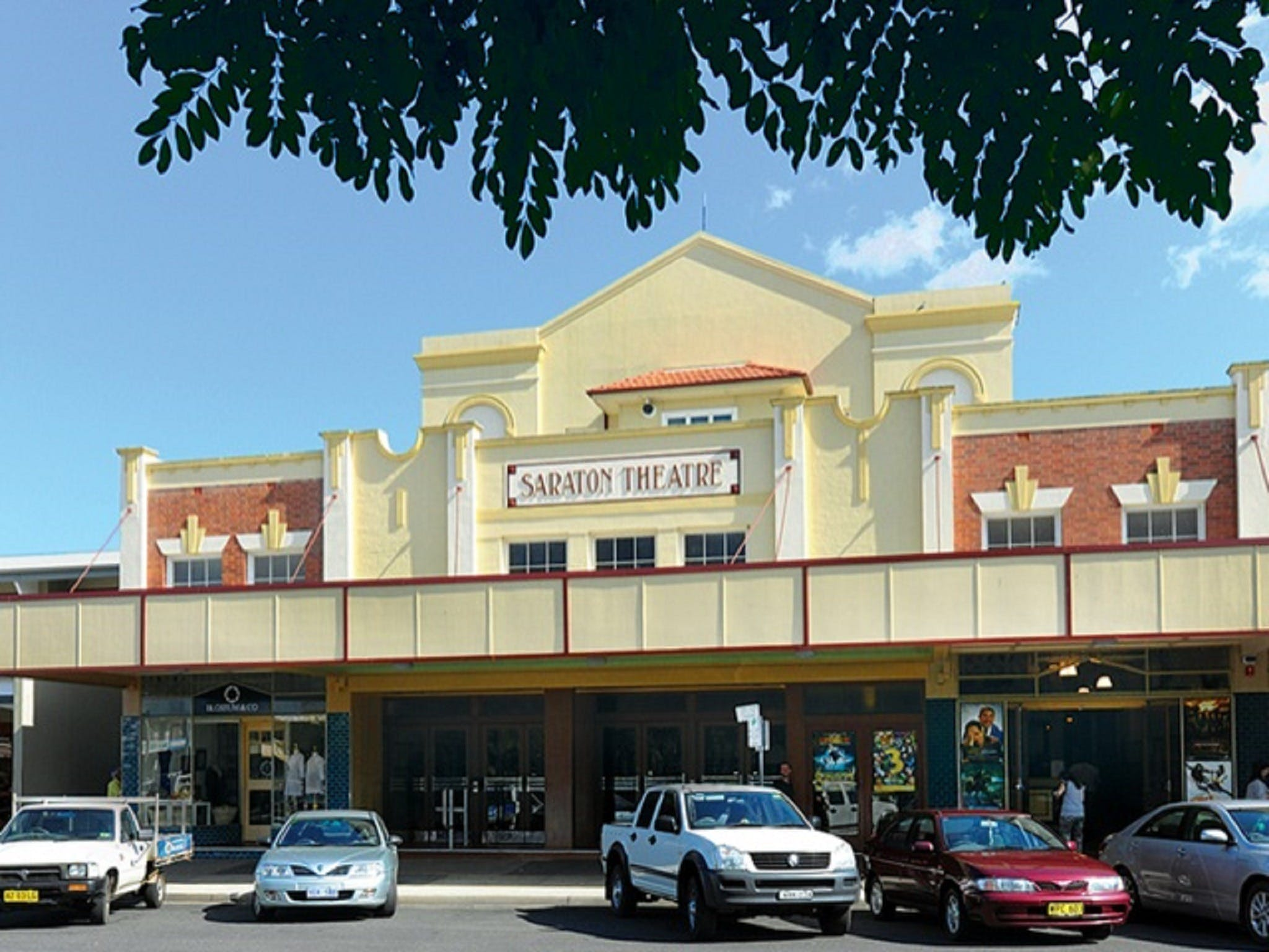 The Saraton Theatre Grafton - Surfers Paradise Gold Coast