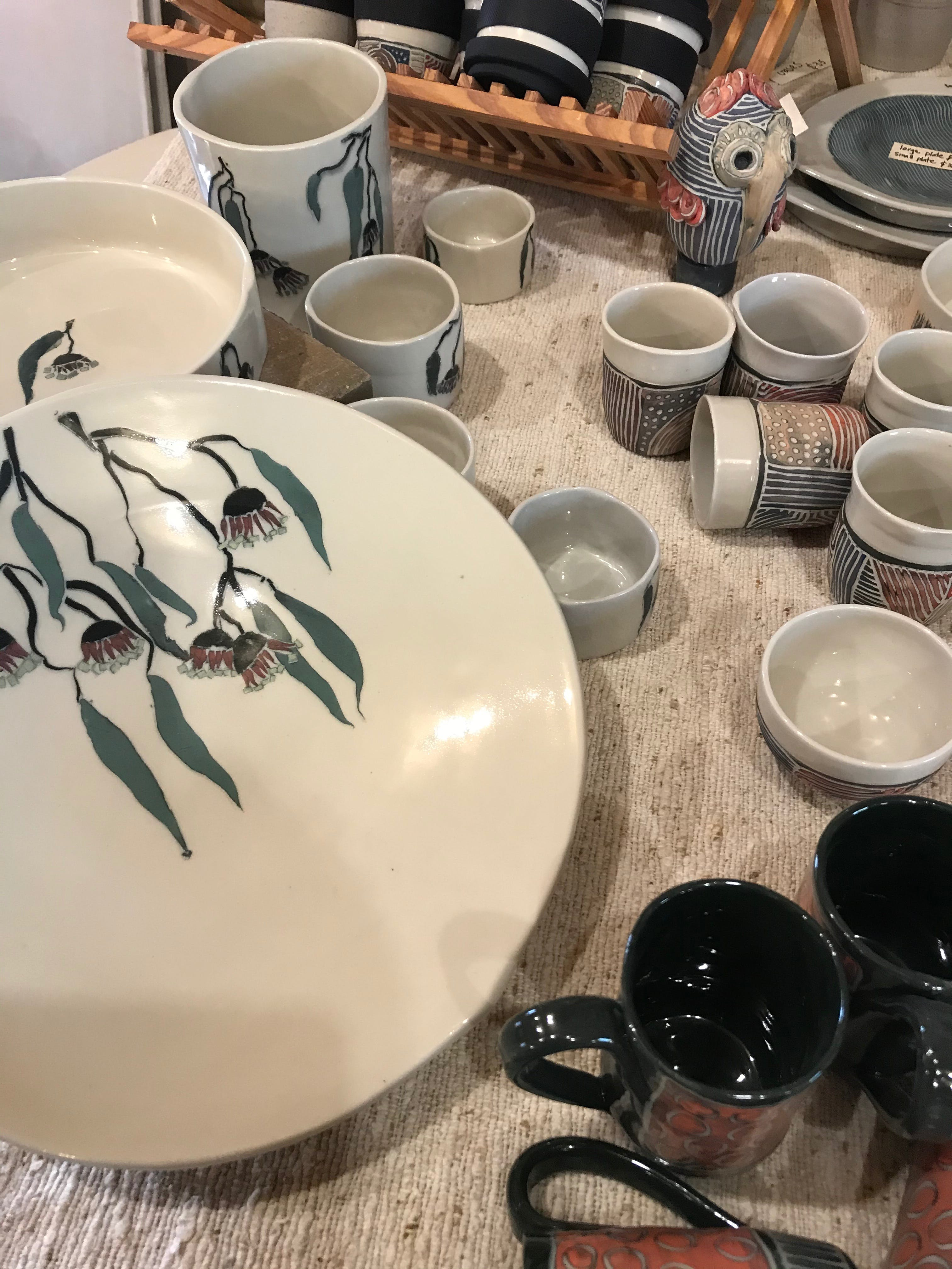 Clay Bowl Pottery - Surfers Paradise Gold Coast