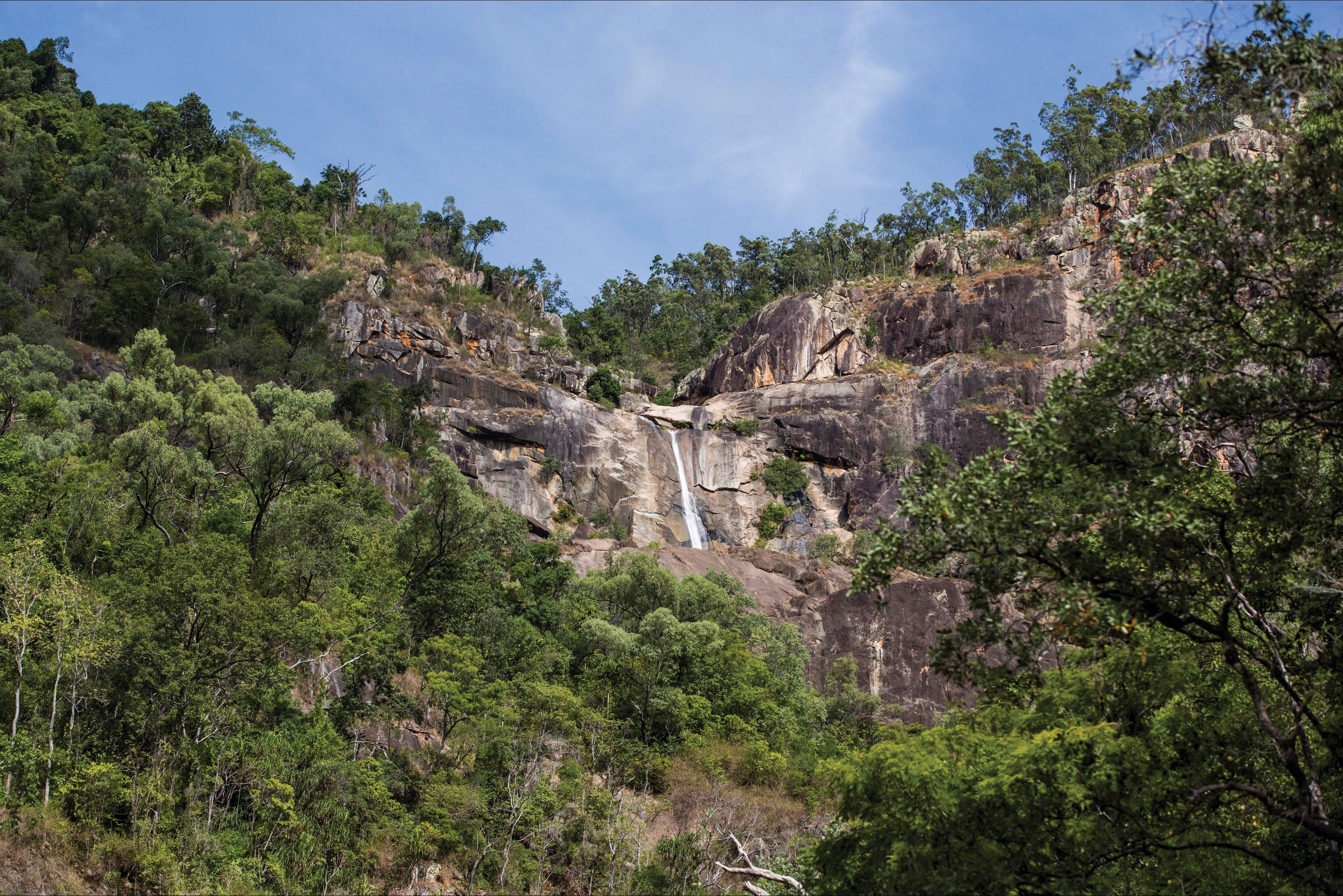 Jourama Falls Paluma Range National Park - Surfers Paradise Gold Coast