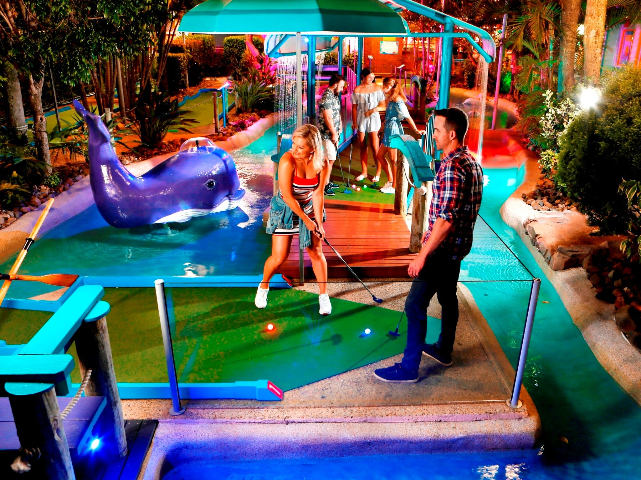 Putt Putt Mermaid Beach - Surfers Paradise Gold Coast