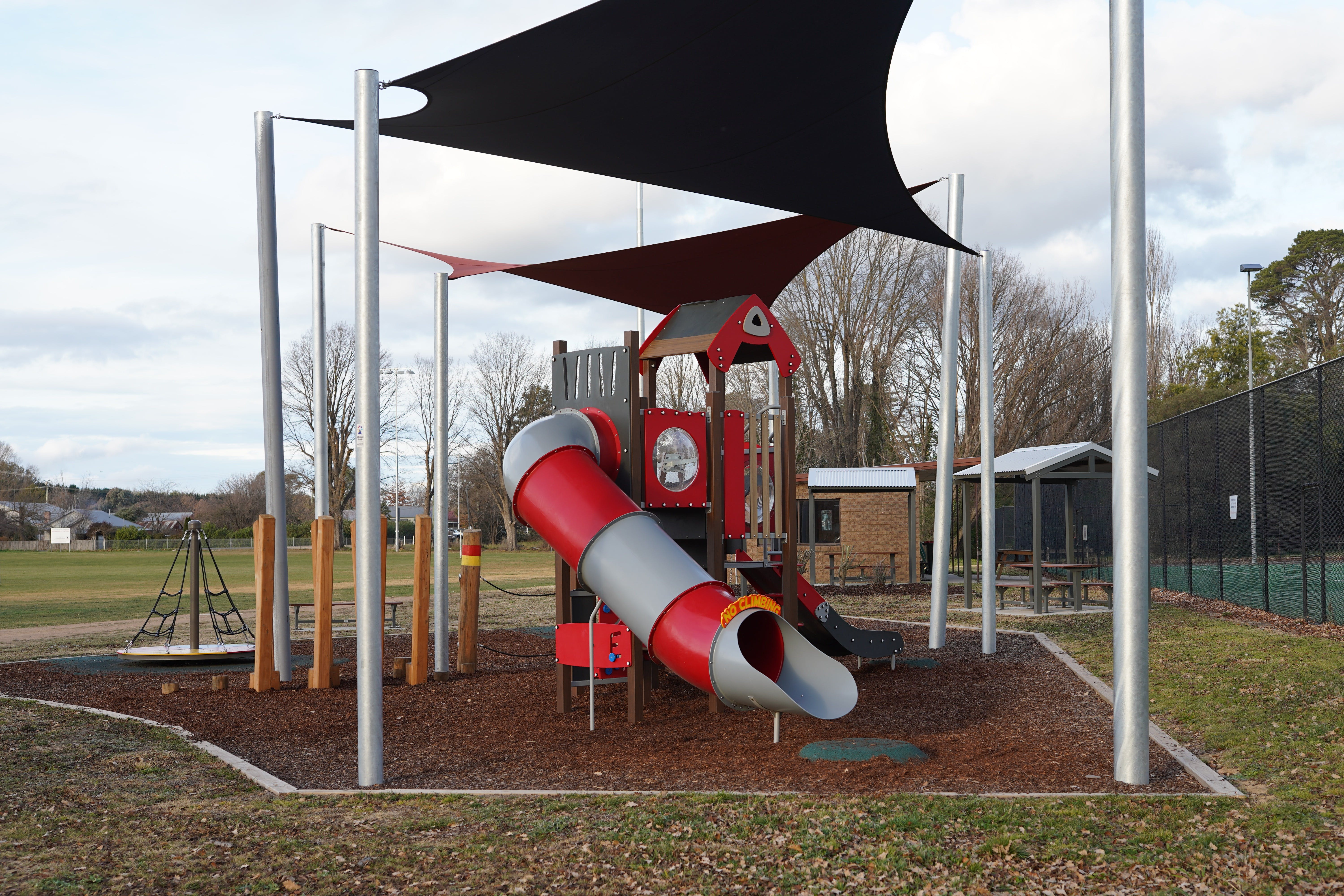 Braidwood Recreation Grounds and Playground - Surfers Paradise Gold Coast