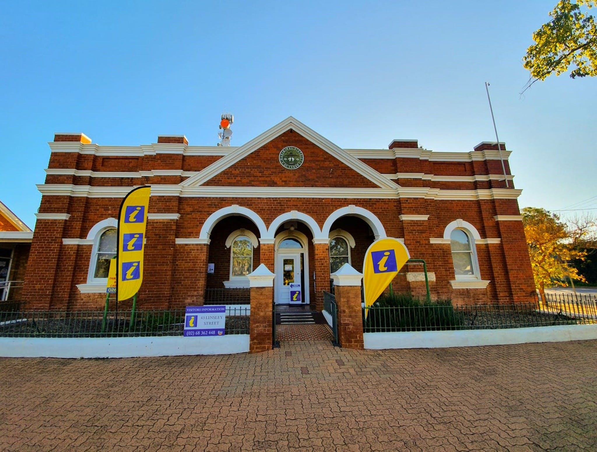 Cobar Visitor Information Centre - Surfers Paradise Gold Coast